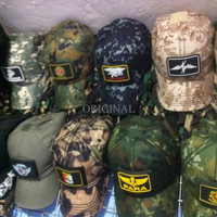 TOPI ARMY camo, militer, tactical, airsoft grosir