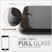harga Tempered Glass Warna Genji Full For Iphone 7 Plus   Screen Guard Tokopedia.com
