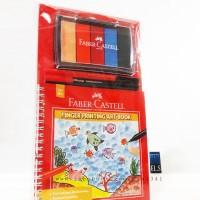 Faber Castell Finger Printing Art Set