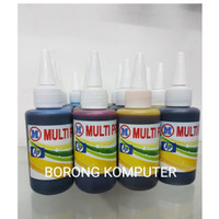 TINTA REFILL ISI ULANG 100ML ( PRINTER HP INFUS/REFIL ) TINTA KOREA