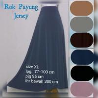 harga Rok Payung Jersey suoer / XL Tokopedia.com
