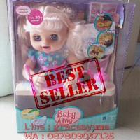 harga BABY ALIVE DOLL !!! ready stock Tokopedia.com