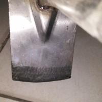 pacul mini / cangkul mini full besi