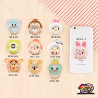 Jual Tsum Tsum iRing/ Ring Holder/ Cincin HP / Ring Stand Karakter Seri 1 Murah