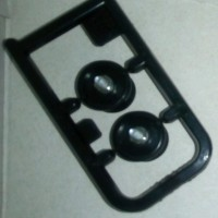 Roller Naga hitam original