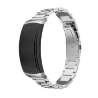 Samsung Gear Fit 2 Stainless Steel/ Metal Strap - Band