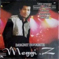 MEGGI Z - DANGDUT FAVOURITE CD BARU SEALED
