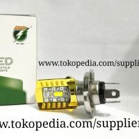 harga Lampu Utama LED Motor RTD 2 Sisi Socket H4, PnP. Tokopedia.com