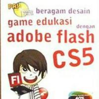 Beragam Kreasi Game Edukasi Dengan  Adobe Flash Cs 5