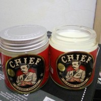 Chief Classic Pomade ( solid hold oilbased)