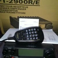 YAESU FT-2900 R VHF 144 MHZ 75 WATT