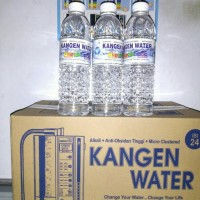 Jual KANGEN WATER 1 DUS ( 600 ML ) Murah