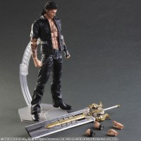 Play Arts Kai Final Fantasy XV Gladiolus Amicitia ORI Square Enix