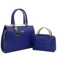 DJ Fashion The Elegant Woman Bag / One Set / 240882 - Biru