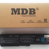 MDB Baterai Laptop Toshiba Satellite L510, C640 (PA3817 ), C660, L745