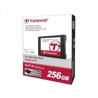 Transcend SSD 256GB - SATA III 6Gb / S SSD370