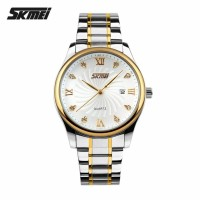 Jam Tangan Pria Skmei  Casio Original Casual Water Resist