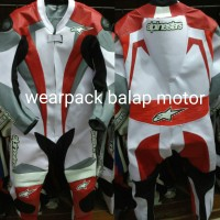 harga Wearpack Balap Motor Standart Tokopedia.com