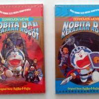 harga Komik Doraemon Movie Nobita Dan Kerajaan Robot 1-2 Tamat Tokopedia.com