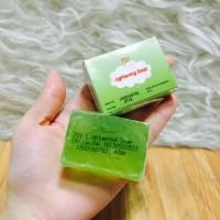 Sabun Melon Box BPOM / Lightening Soap / Sabun Walet Hijaua1