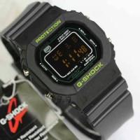 CASIO G-SHOCK Gls-5600 Hitam Hijaua4
