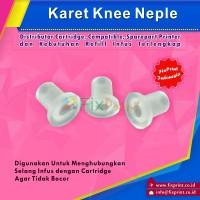 Karet Knee Neple Infus Modif CISS