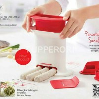 diskon 43 persen Tupperware Mpress M Press