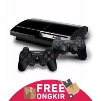 Ps3 Fat Sony Cfw 4.55 + Hdd 120giga + Full Games