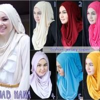Hijab Stylish Instant Hanna