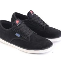 Garsel L079 Sepatu Sneaker Pria-Hitam6