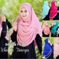 Jilbab Khimar Tarisya / Sazha Hijab Khimar Tarisya2