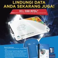 SSD Intel 480GB - 535 Series