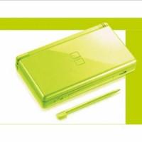 Nds Lite / Nintendo Ds Lite + Mc 4gb Green / Hijau