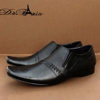 Sepatu Formal Pria Dr. Faris Pantofel Kulit Sapi Asli