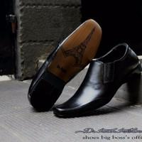 Sepatu Formal Kulit Asli Dr. Faris Pantofel Original