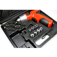 Cordless Multi-function Electric Screwdriver / Bor Listrik Diskon