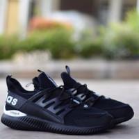 Sepatu Running Sport Casual Running Murah Adidas Y3 Full Black