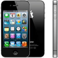 IPHONE 4S 32GB WHITE/BLACK GARANSI PLATINUM 1THN