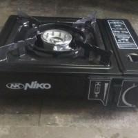 kompor gas portable 2in1 NIKO