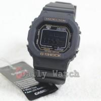 Jam tangan Casio G-Shock GLS-5600 / Jam tangan Gshock Pria Black Gold