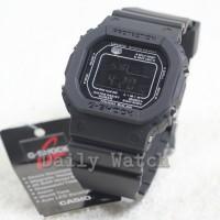 Jam tangan Casio G-Shock GLS-5600 / Jam tangan Gshock Pria Full Black