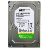 WD Green 1TB Sata 6GB/s Cache 64MB 3,5'' - Hardisk Internal