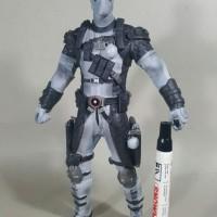 harga mainan action figure deadpool abu statue tinggi 12inch detail bagus Tokopedia.com