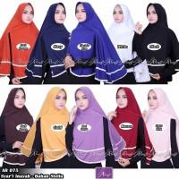 Jilbab Instan Ar Rafi Hijab ArRafi - Syar'i Inayah AR 075 P