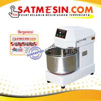 Mesin Pengaduk Adonan Roti / Spiral Mixer (SMX-DMXHS30B) - Silver