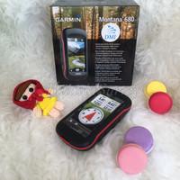 GPS Garmin Montana 680 (Glonass + Cam 8MP)