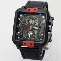 Jam Tangan Pria Quiksilver 076 Super Premium + Box Kancing