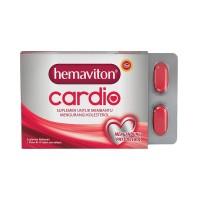 HEMAVITON CARDIO 10 KAPSUL - TURUNKAN KOLESTEROL