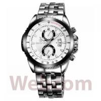 Jam Tangan Pria Cowok SKONE 7383BG Casio Man Fashion Watch WR 30M