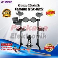 Drum Elektrik Yamaha DTX 450 / DTX-450 / DTX 450K
